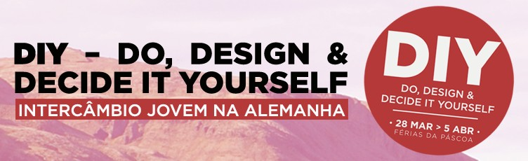 DIY - DO, DESIGN & DECIDE IT YOURSELF